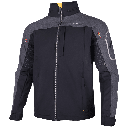 Mannis jacket black side