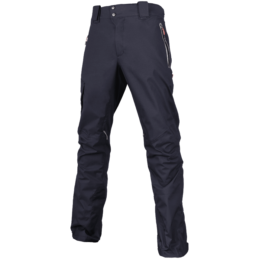 Muguji pants black side
