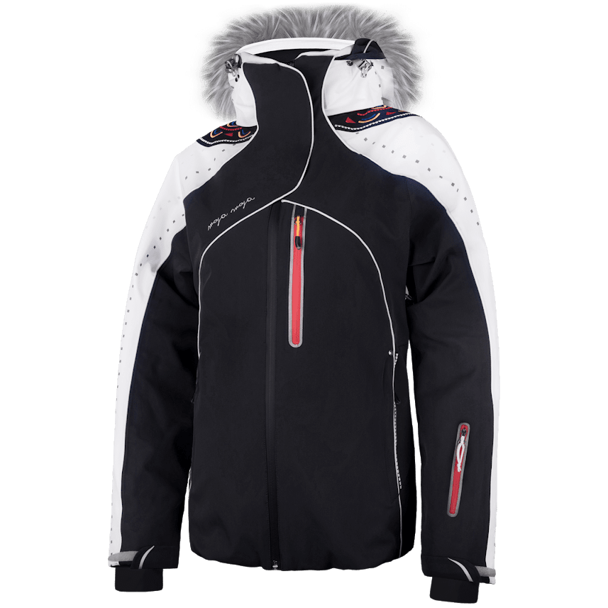 Nalini jacket black side