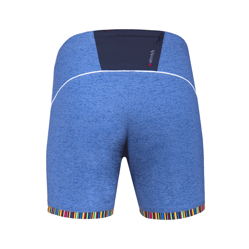 Namba shorts blue back