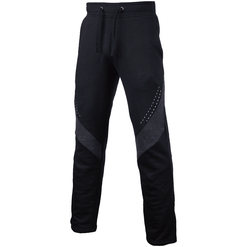 Paavo pants black side
