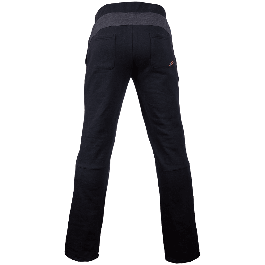 Paavo pants black back
