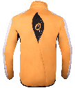 Peponi jacket orange back