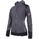 Polina jacket dark grey side