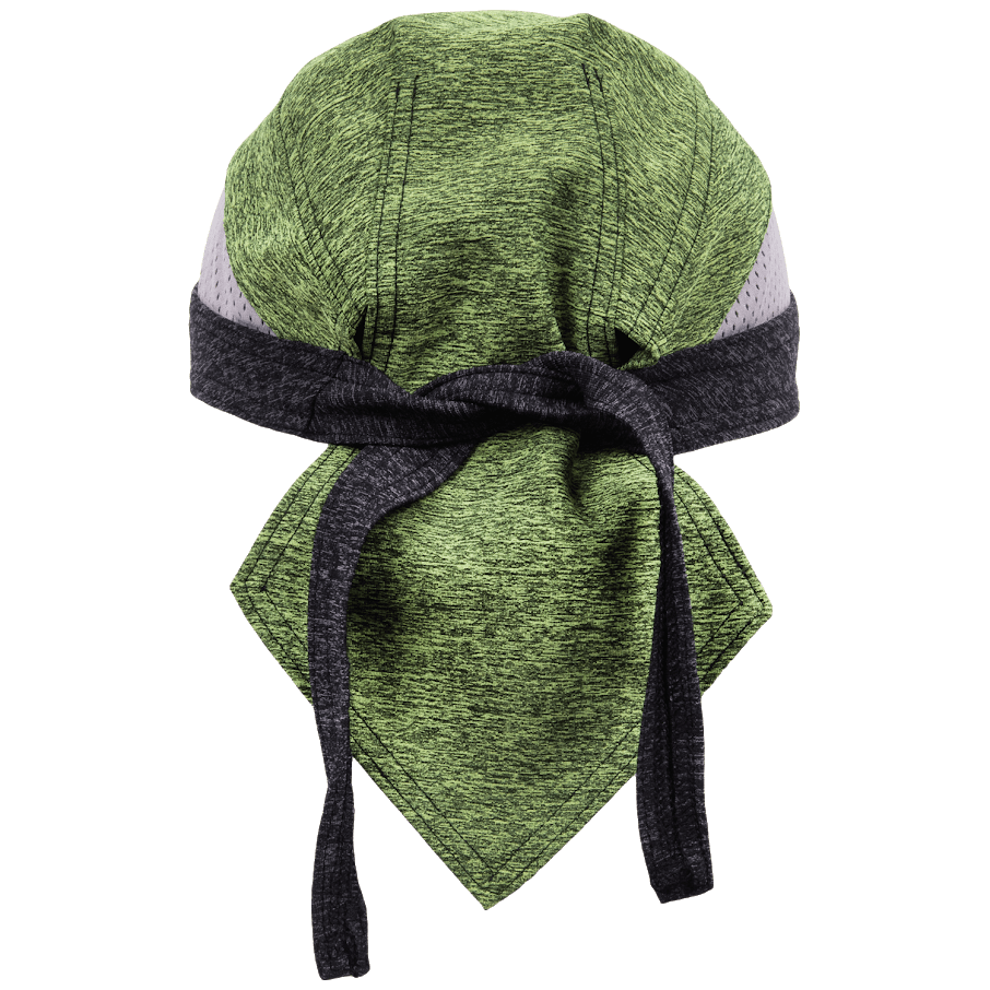 Bandana green back
