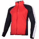 Themba jacket red side