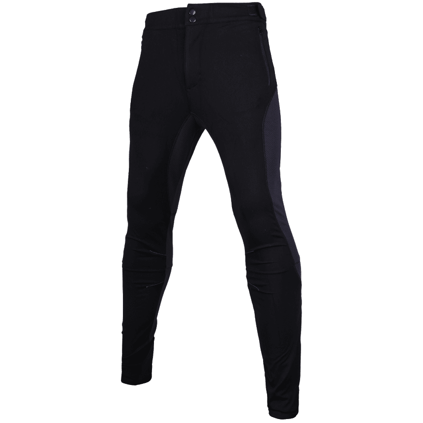 Themba pants black side