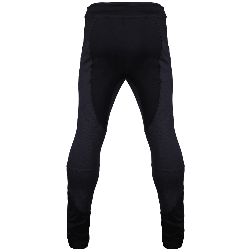 Themba pants black back