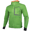 Delano jacket green side