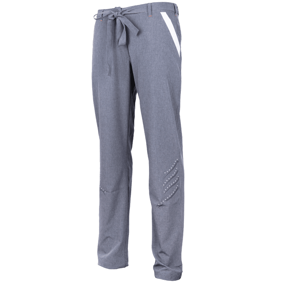 Farah pants grey side