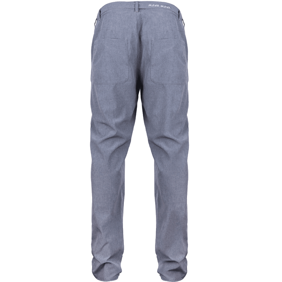 Farah pants grey back