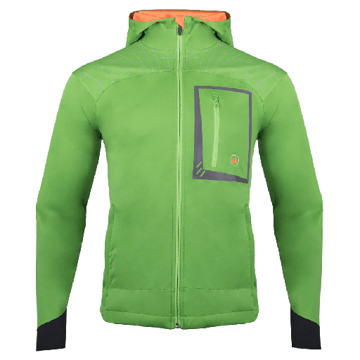 Delano jacket (Green, S)