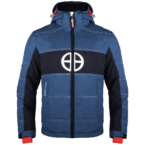 Kongo jacket (Blue, S)