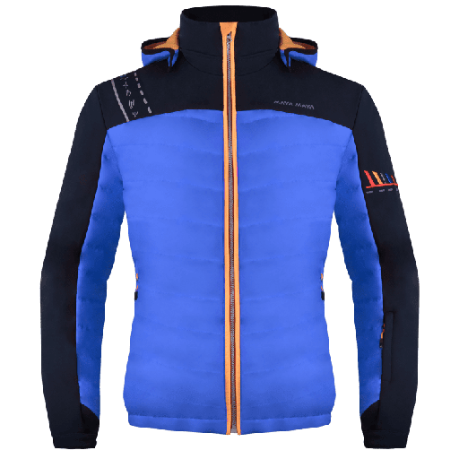 Orson jacket (Blue, S)