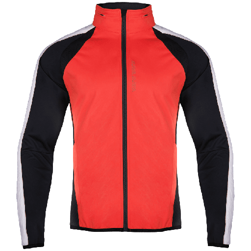 Themba jacket (Red, S)
